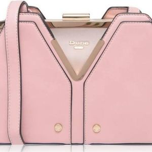EUC DUNE LONDON PINK AND GOLD COLOR